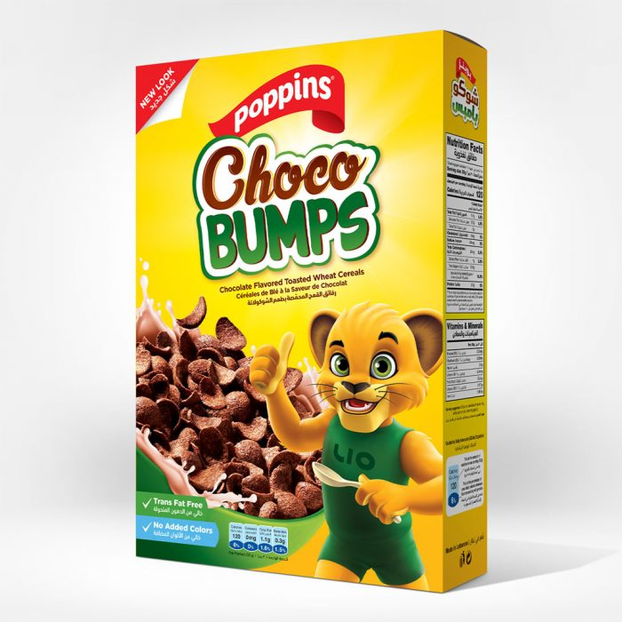 Poppins Choco Bumps