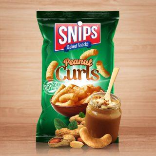 Curls-Peanuts